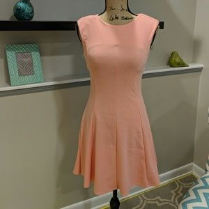 Tea n Rose peach dress